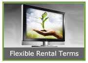 Flexible Rental Terms